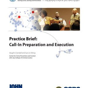 Call-In Preparation and Execution Guide