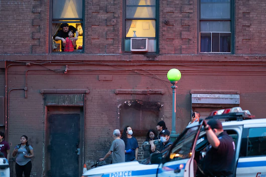 Protests focus on over-policing. But under-policing is also deadly.