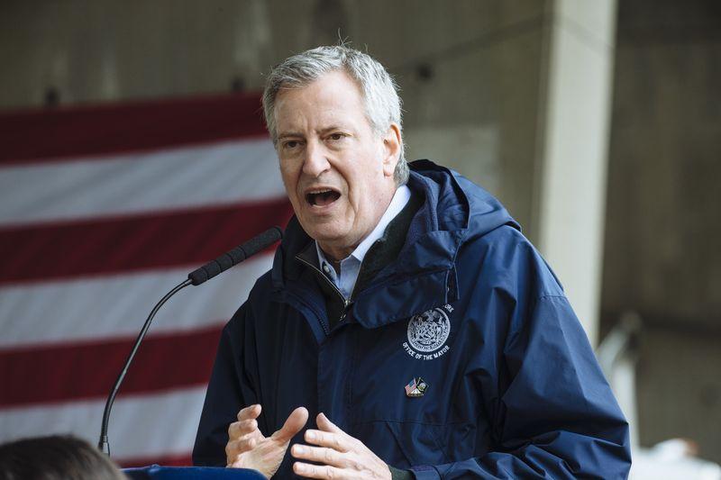NYC's De Blasio Reaches $88.1 Billion Budget With Council