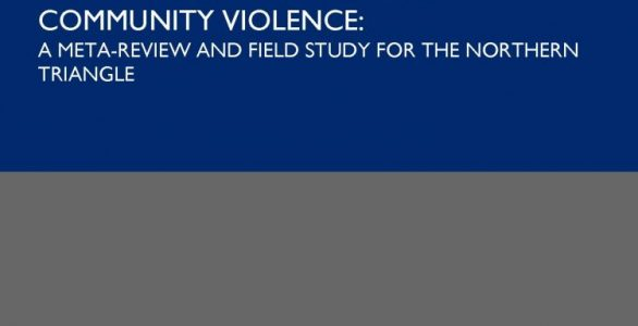 What Works in Reducing Community Violence: A Meta-Review and Field Study for the Northern Triangle