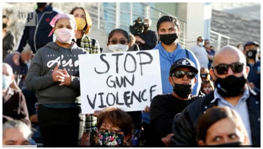 How communities are using a public health lens to treat surging gun violence