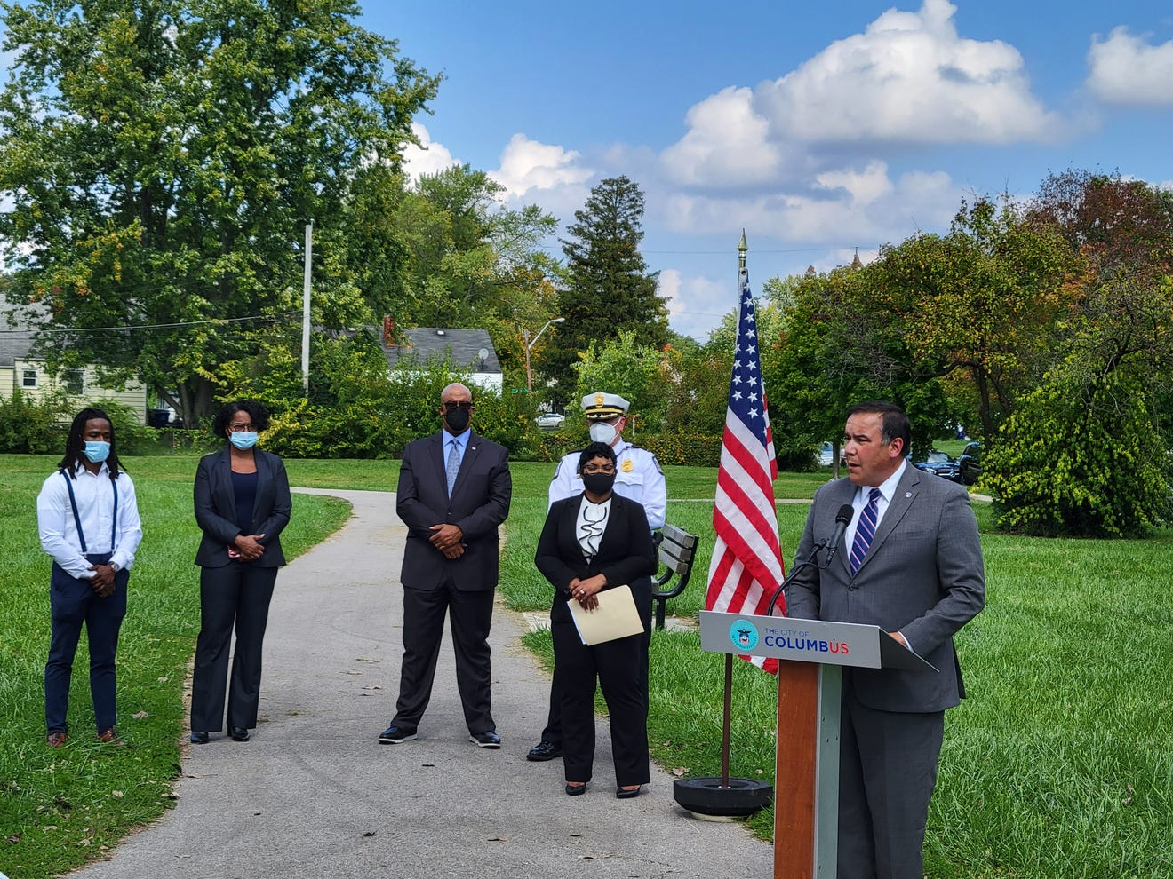 Report claims 17 gangs with about 480 members behind nearly half of Columbus 2020 homicides